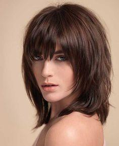 12.Short Dark Haircut
