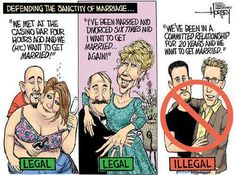 Cons against gay marriage