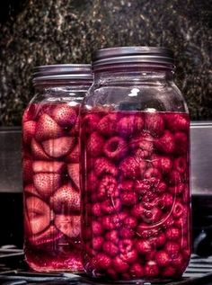 How to Infuse Your Own Cocktails. Like this better than candy infusions. :P