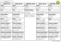 Cycle 3, Sheet Music, Wednesday, Music Score, Music Sheets