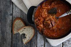 Pork, Yummy Food, Beef, Recipes, Soups, Food Ideas, Czech Republic, Kale Stir Fry, Meat