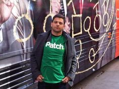 "Actor Jerry Ferrara (best known as Turtle from the HBO show ""Entourage"") is a huge fan of Patch!"