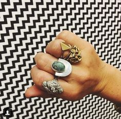 rings and things. all available at LocalEclectic.com