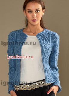 Knitting Stitches, Free Knitting, Knitting Patterns, Crochet Crafts, Knit Crochet, Moss Stitch, Knit Fashion, Knit Jacket, Cardigans For Women