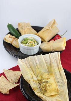 Gluten Free Tamales #Recipe #GlutenFree