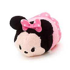 Mini peluche Tsum Tsum Minnie Mouse                                                                                                                                                                                 Plus