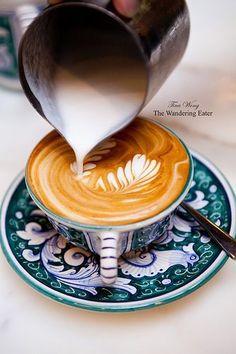 Pinterest: @DannieS123 ❁ #latteart
