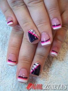 Trendy Nail Design