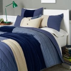 Pieced + Patched Legend Duvet Cover Insert Full/Queen