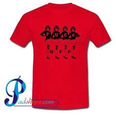 Fuck off woman dance T Shirt – padshops