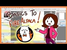 This is a tutorial to help you understand how to use FireAlpaca and to show some special features in the program. Fire Alpaca is a free digital drawing progr. Firealpaca Brushes, Digital Art Tutorial, Learning Process, Art Tips, Color Pallets, Drawing Reference, Art Tutorials, Art Inspo, Art Drawings