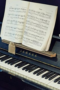 Music-----I was raised in a home with Music.  I played the Piano and sang.  This is culture for me.