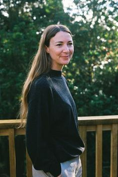 Writer, collaborator, creator of anyonegirl, Emily the human and Molly the cat. She believes clothing should tell a story, so we asked Yasmin Ganley to tell us hers. See You, Turtle Neck, Fancy, Sweaters, Clothes, Fashion, Outfits, Moda, Clothing
