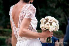C'est toujours un plaisir de travailler avec des photographes tels que Valérie Raynaud. D'autant plus quand c'est pour un joli mariage vintage au Château de la Mogère ! Stéphanie et Alexis se sont dit oui lors d'une émouvante cérémonie laïque, pour lequel...