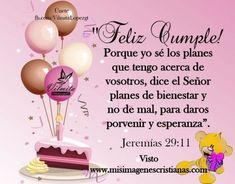 Excellent simple ideas for your inspiration Happy Birthday Ecard, Happy Birthday Friend, Belated Birthday, Birthday Messages, Birthday Greetings, Birthday Cards, Happy Birthday In Spanish, Happy Birthday Pictures, Happy B Day