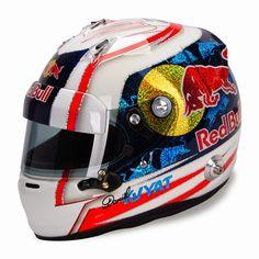 Racing Helmets Garage: F1 2014