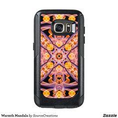 Warmth Mandala OtterBox Samsung Galaxy S7 Case