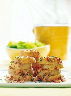 Stacked Potato Salad