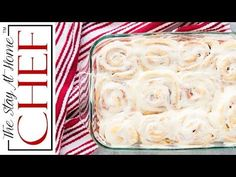 Best Homemade Cinnamon Rolls Ever