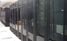 Some servers in data center #hosting #datacenter