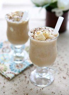 Молочный коктейль «Coffee Milkshake» #Напитки #Рецепт #Кулинария #Вкусно