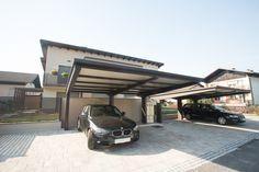 canopy Canopy Outdoor, Outdoor Decor, Car Canopy, Pergola, Outdoor Structures, Home Decor, Decoration Home, Room Decor, Outdoor Pergola