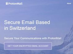 ProtonMail is the world's largest secure email service, developed by CERN and MIT scientists. We are open source and protected by Swiss privacy law