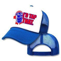 I'd Tap That Keg Beer Mesh Trucker Hat Cap ThatsRad. $6.99