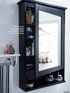 Hemnes Mirror Cabinet for bathroom