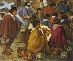 Eduardo Kingman<br>(1913-1997) | Lot | Sotheby's Eduardo Kingman, Social Realism, Art Plastique, Central America, American Art, Impressionist, Great Artists, Ecuador, Modern Art