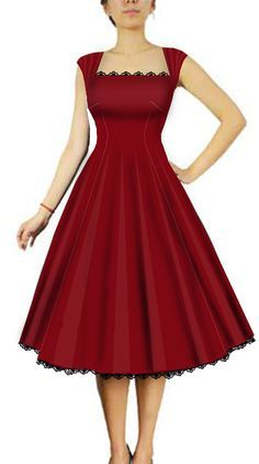 Swans Style is the top online fashion store for women. Shop sexy club dresses, jeans, shoes, bodysuits, skirts and more. 50s Dresses, Vintage Dresses, Vintage Outfits, Short Dresses, Fashion Dresses, Vintage Fashion, Rockabilly Dresses, Pretty Outfits, Pretty Dresses