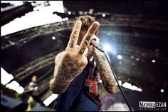 Bring Me The Horizon - Oliver Sykes | Flickr - Photo Sharing!