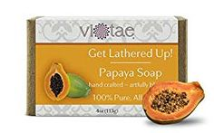 Best Whitening Soap (Updated 2019) Papaya Soap, Skin Whitening Soap, Acne Scars, Good Skin, Pure Products, Soaps, Organic, Cosmetics, Design