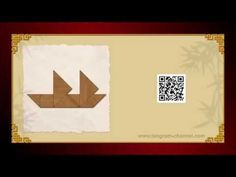 Tangram Ship 2 - Tangram puzzle #10 - Providing teachers and pupils with tangram puzzle activities