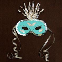 modèle masque carnaval