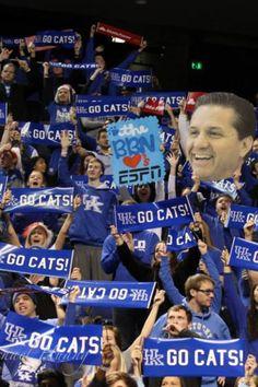 Go Big Blue!!!