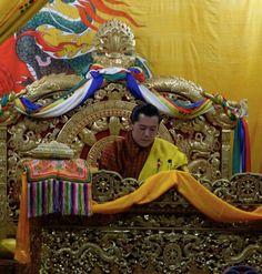 Bhutan King Jigme Singye Wangchuck