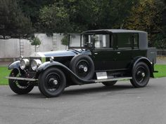 1926 Rolls-Royce Springfield Silver Ghost Warwick Town Car by Brewster (Left Hand Drive)