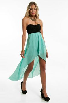 hi-low dress~loveeee the back