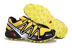 Mode Salomon Speedcross 3 Trail Herren Laufschuhe Rot Outlet