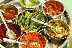 Homemade Gujarati pickles and chutneys #pickles #winter #spice