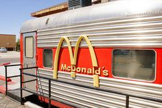 This is a real McDonald's in Barstow, California