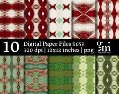 Instant download Coloring Book Digital Paper by DigitalPaperGM