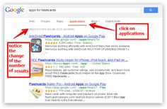 Teachers Simple Tutorial on How to Search for Apps on Google ~ Educational Technology and Mobile Learning