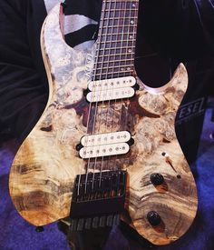 Have you been to the factory yet? If not, then what are you waiting for?! Come check us out  @simonxsludge - Off to the @KieselCarvinGuitars factory in the AM. Have fun drooling over this buckeye Vader 7 multiscale until then... #Kiesel #guitar #guitars #custom #unique #wood #natural #nature #guitarra #guitare #music #musician #metal #prog #djent #luthier #artisan #artist #guitarsdaily
