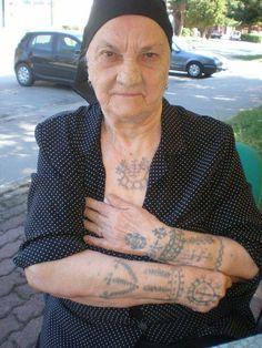 tradicionalna naša - Traditional Croatian Tattoo