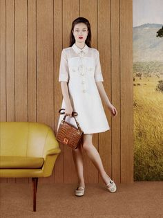 Orla Kiely campaign SS 14 shoot, photography by Ben Toms