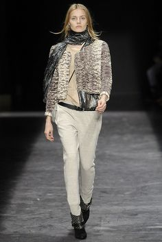 Isabel Marant Autumn/Winter 2009 Collection