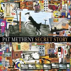 secret story pat metheny - Google Search