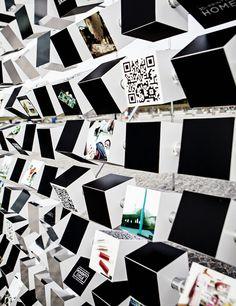 ▶▶▶ Exhibit wall installation // Sofie Ellebæk